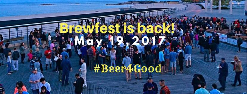 Brewfest at the Beach, Friday May 19th 6-9am at Ocean Beach